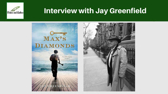 Interview with Jay Greenfield #AuthorInterview