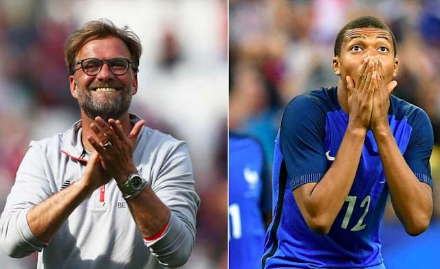 Liverpool Tawarkan € 100m Untuk Kylian Mbappe