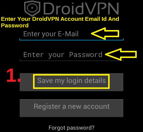 DroidVPN airtel free internet trick NKWorld4U