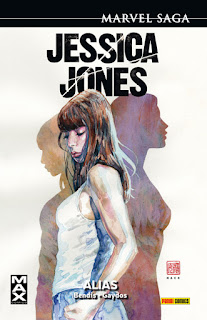 JESSICA JONES 1 ALIAS  Marvel Comic de Brian Michael Bendis, Michael Gaydos y Bill Sienkiewicz MARVEL SAGA 2 Reseña de Jessica Jones 1 Alias desde Panini comics