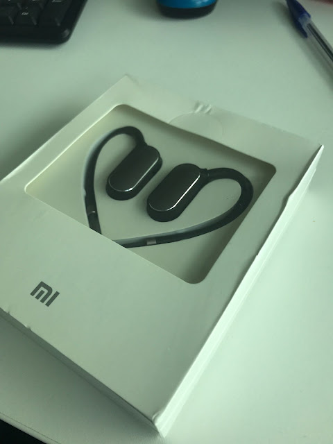 Xiaomi Wireless Bluetooth 4.1 Music Sport Phones