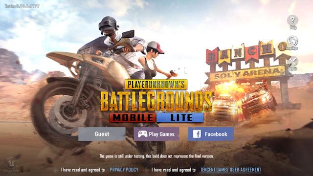 Config Pubg Lite Hd No Lag: PUBG Mobile 2GB Ram Config