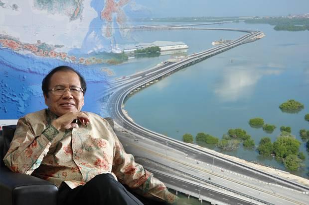 Rizal Ramli: Tol Laut Jokowi Bukan Cuma Dongeng