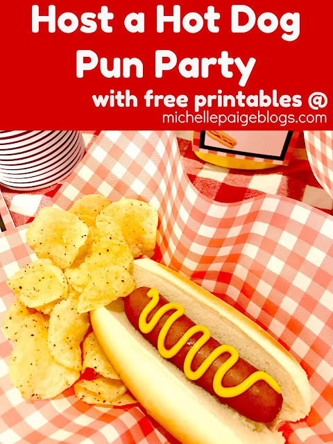 Hot Dog Pun Party!