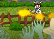 Super Cow vs Zombies Defense
