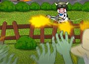 Super Cow vs Zombies Defense