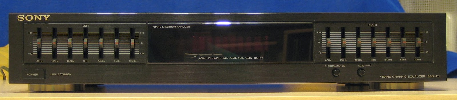 sony seq-411 user manual