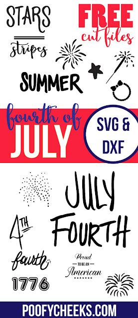 Fourth Of July Unicorn Svg For Cricut