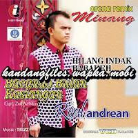 Real Andrean - Hilang Indak Babakeh (Full Album)