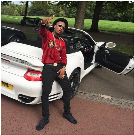 Wizkid-Gives-Health-Update