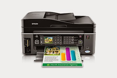 epson workforce 610 wireless setup