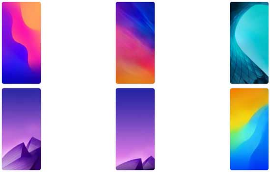 اجمل خلفيات الشاشة لهاتف Vivo Y93