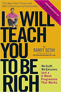 Cover for the Book - I Will Teach You To Be Rich by Ramit Sethi