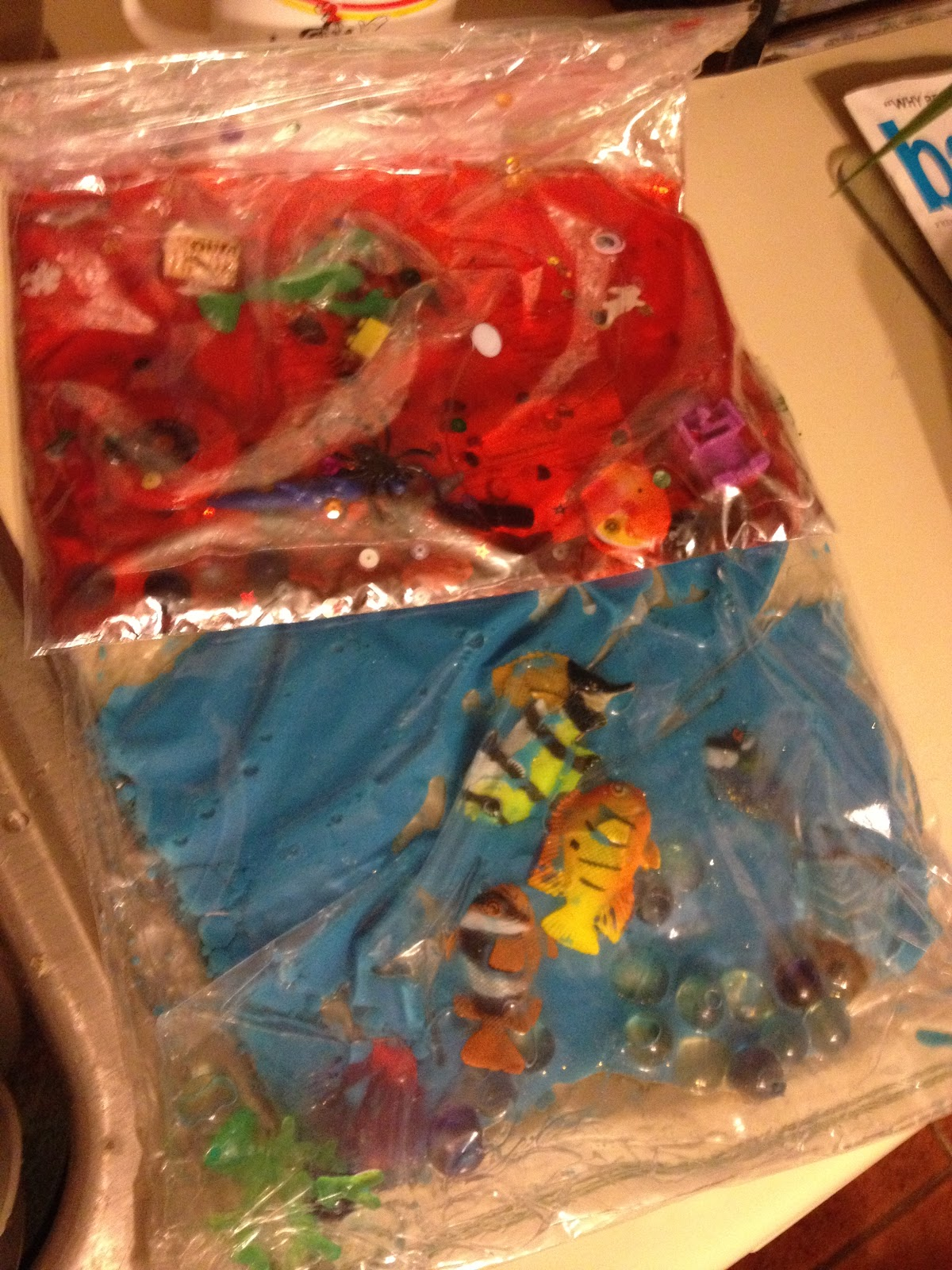 Are You Sure About That Sensory Bins And Bags I Spy