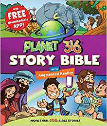 Story Book Bible for kids