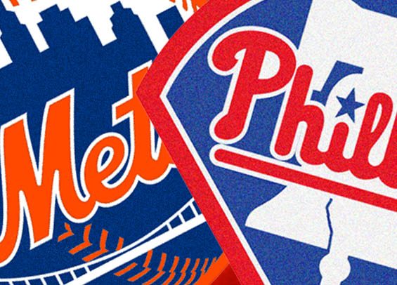 Philadelphia Phillies open three-game set with the New York Mets