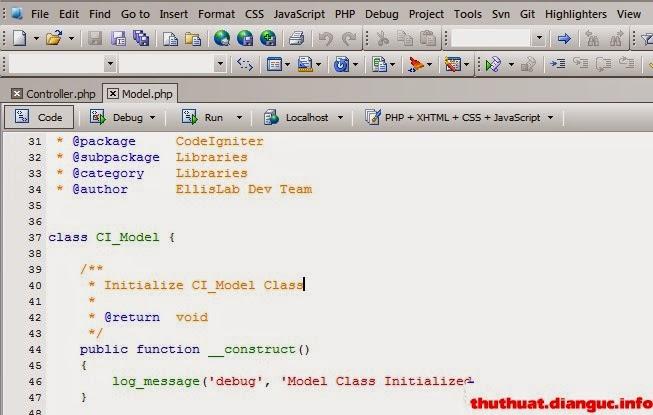 Dowload PHP Designer 8.1.2 full crack
