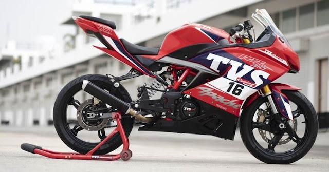 Race spec TVS Apache 310rr
