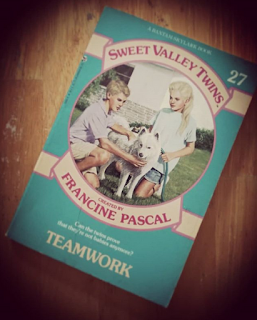 sweet valley twins # 27