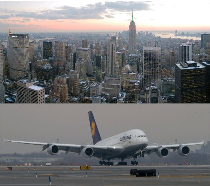 New York Lufthansa