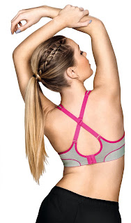 Get fit with the new Triaction range of sports bras by Triumph!