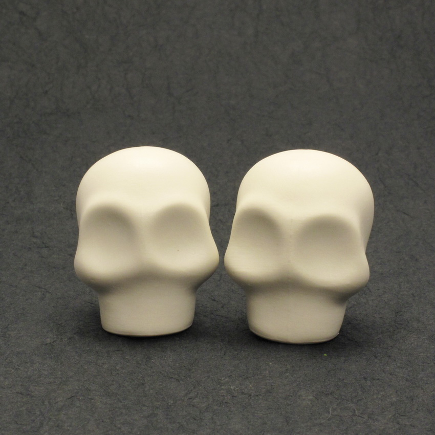 muddyskull: Unpainted DIY Crafts Skull Lover