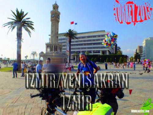 2013/06/28 Türkiye Turu 5. GÜN (Yenişakran-İzmir)