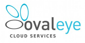 Image: OvalEye Cloud Services logo
