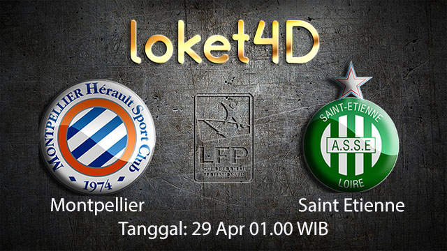 BOLA88 - PREDIKSI TARUHAN BOLA MONTPELLIER VS SAINT ETIENNE 28 APRIL 2018 (LIGUE 1)