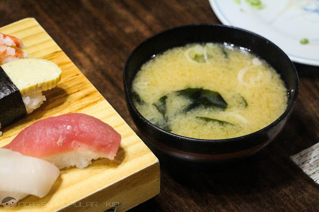 Miso Soup of Nihonbashi Tei