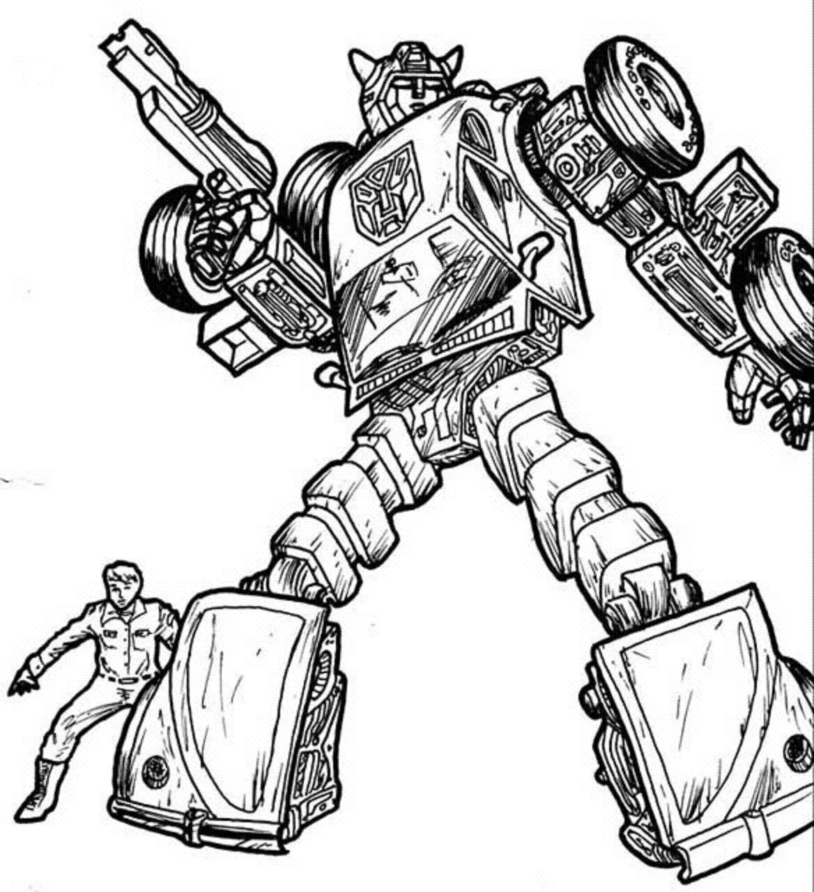 aerialbots coloring pages - photo#10