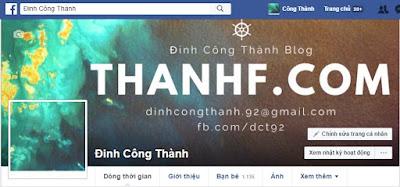 Tạo avatar khớp với ảnh bìa trên Facebook