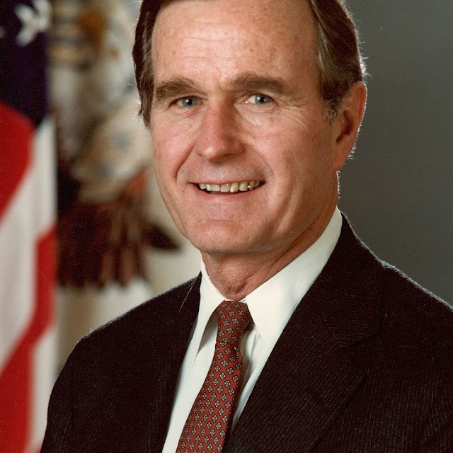 George Bush, the 41st President of the United States Dies at 94