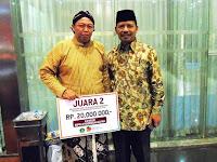 Kepala MAN 1 Yogyakarta Juara 2 GTK Berprestasi 2018