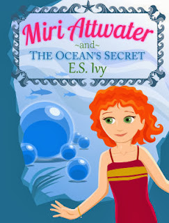 Miri Attwater, a middle grade science fantasy series
