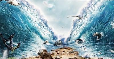 Rahasia Doa Mustajab Nabi Musa Terbelah Laut Merah