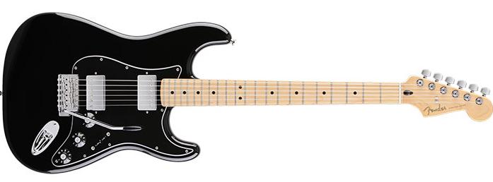 dan guitar dien Fender Blacktop™ Stratocaster® HH