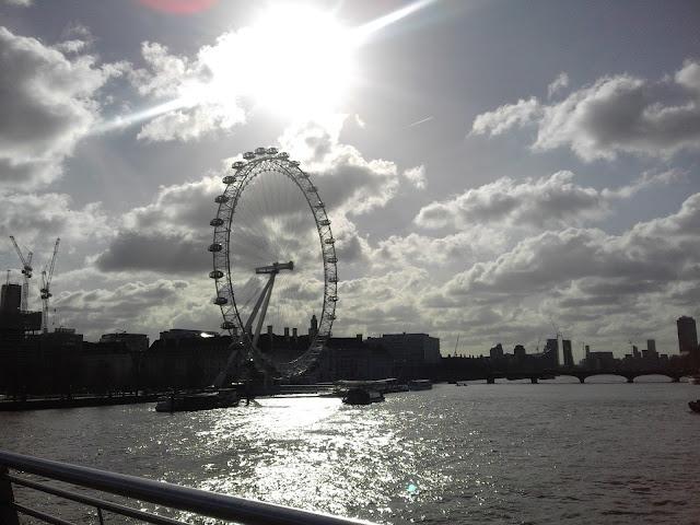 Londýn, trip, motivácia