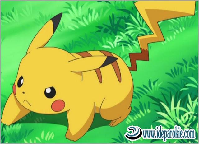 Karakter yang Paling Imut Selain Pikachu yang Juga Ikut Memeriahkan