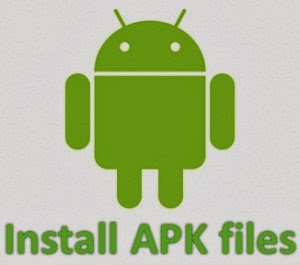 Install .APK file Over Anroid Phone