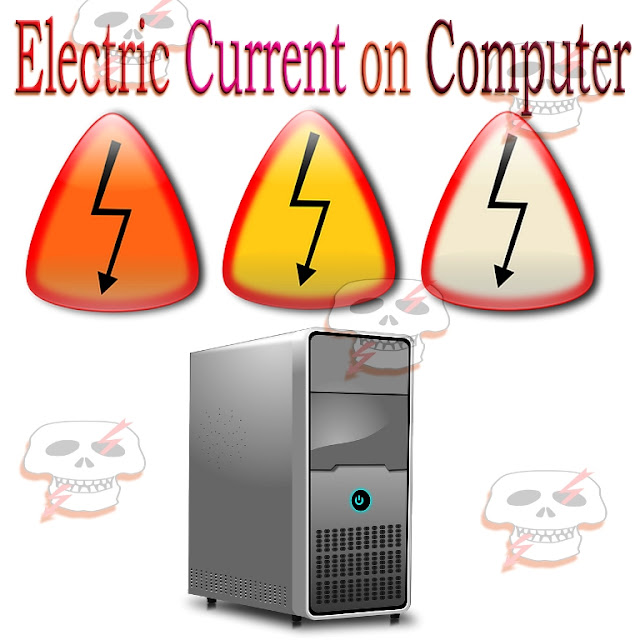 electric-current-computer-case