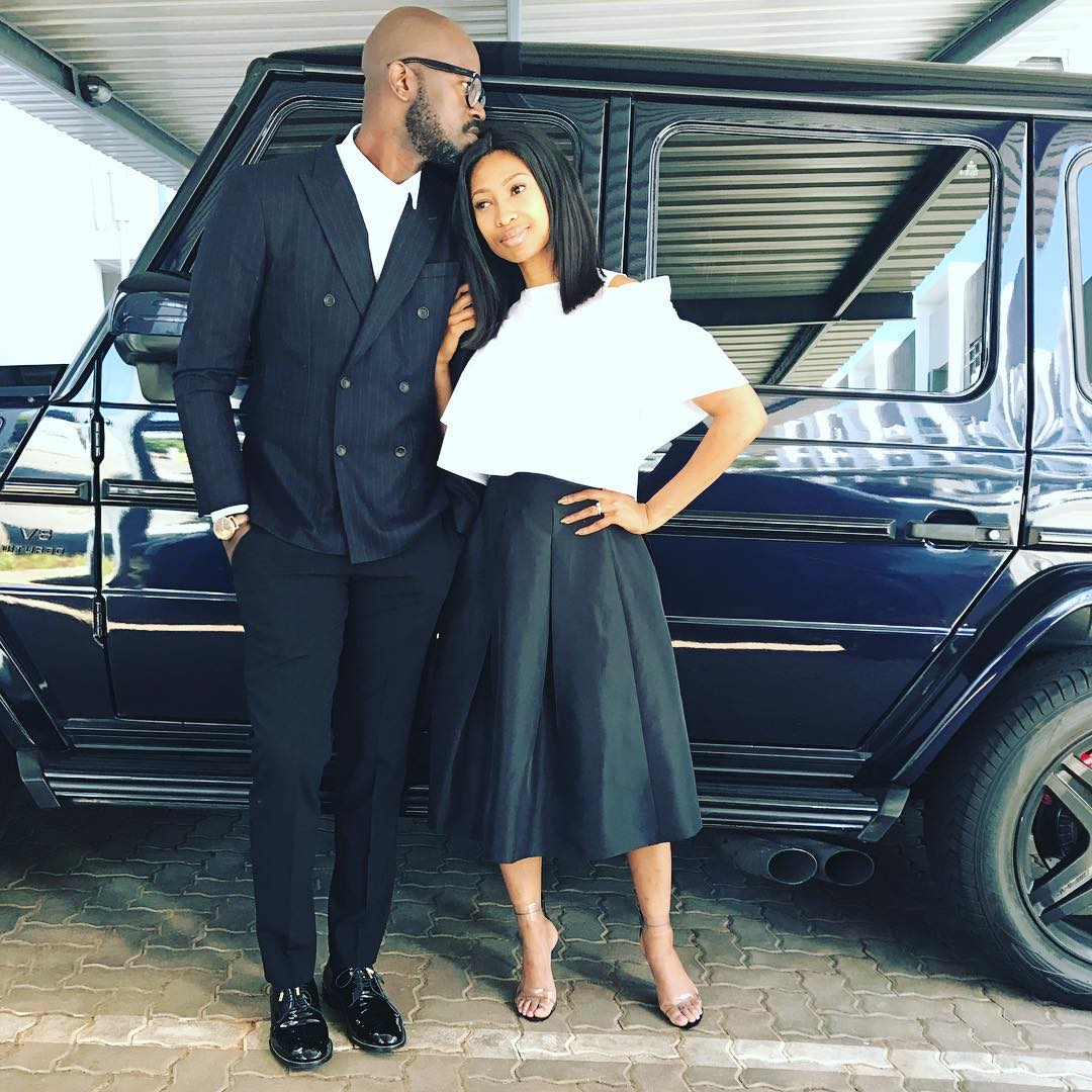 Picture Of The Day Dj Black Coffee And Enhle Mbali Relationshipgoals