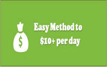 Cara Dapetin $10+ per day?  dalam 45 Hari!