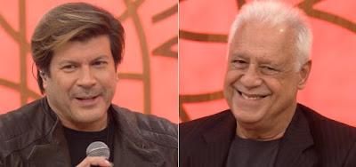 Paulo Ricardo relembra carreira de ator: 'Quase um Antonio Fagundes' - NO ENCONTRO