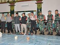 Mantapkan Latihan Pam Pemilu, TNI-Polri Gelar Simulasi Dalam Ruangan