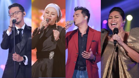 Muzik-Muzik 33 Separuh Akhir (Minggu 1) - Tahniah Sarah Untuk Lagu Terbaik | Anugerah Juara Lagu ke-33