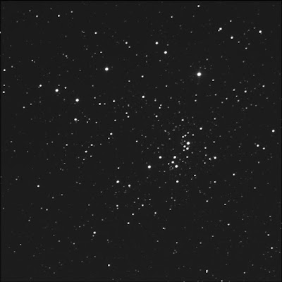 RASC Finest open cluster NGC 884 luminance