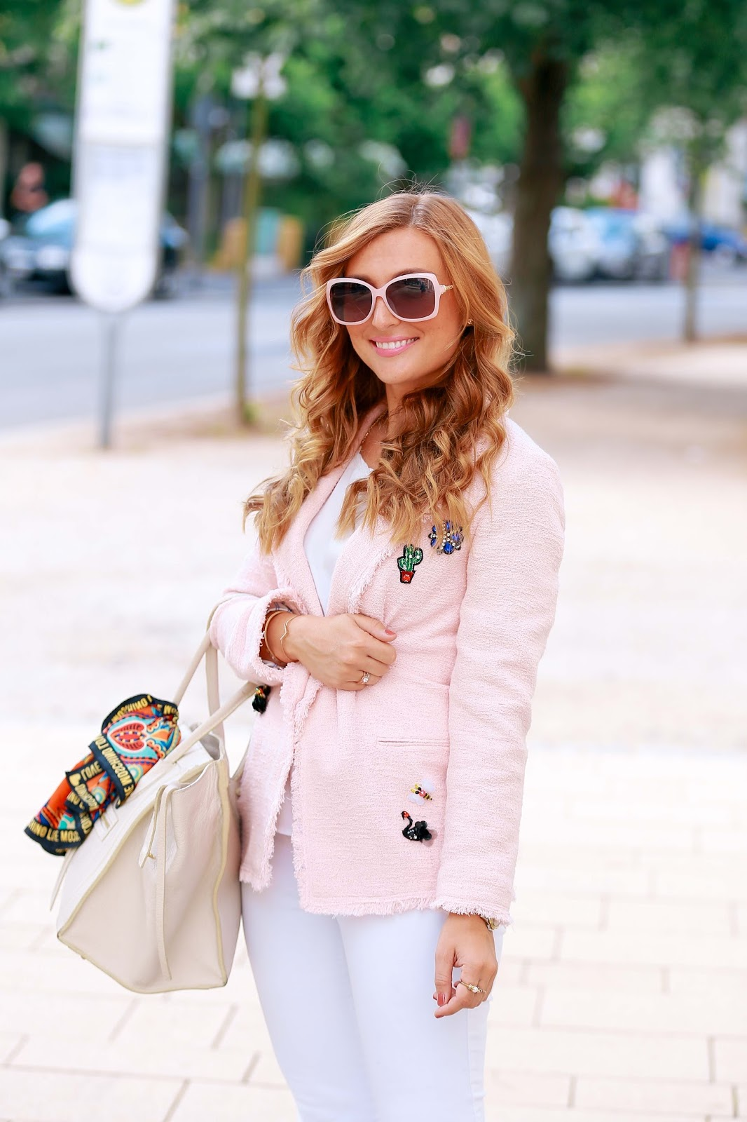 Celine-luggage-blogger-lookalike-fashionstylebyjohanna-rosa-blazer-business-casual-style