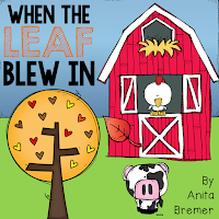 When the Leaf Blew In book study companion activities- a great book for cause & effect and story sequencing!