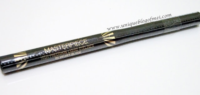 Max Factor Masterpiece High Precision Liquid eyeliner review
